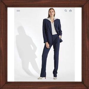 Ralph Lauren striped 100% wool pants BNWT